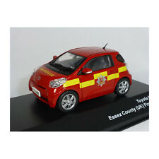 1 43 J-collection Toyota IQ Essex County Fire Engine 2009