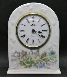 Aynsley Wild Tudor Mantel Clock
