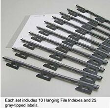 Magnfile Insertable Hanging File Folder Tabs 25pk