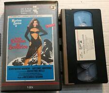 VHS - UNA DONNA DA SCOPRIRE di Riccardo Sesani [DE LAURENTIS-RICORDI]