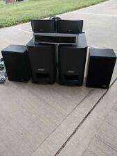 Bose 321 Series Ii Home Theater System W/ Remote, Extra Subwoofer & Speakers