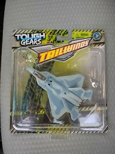 Maisto Tough Gears Tailwinds F-22 Raptor Fighter Factory Sealed Diecast 2018, US