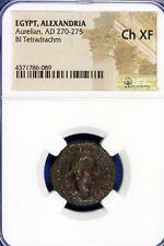 Ngc - Egypt, Alexandria Aurelian, Ad 270 - 275 (Bi Tetradrachm)! #B13968