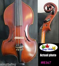 """Baroque style SONG Brand Maestro 15 1/2"""" viola,big and strong sound #8367"""