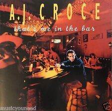 A. J. Croce - That's Me In The Bar (CD 1995) (Son of Jim Croce) VG++ 9/10