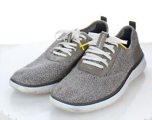 I51  $120 Men Sz 10 M Cole Haan Generation ZeroGrand Textile Lace Up Sneaker