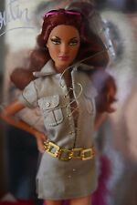 Designer Christian Louboutin Safari Dress Boots Shoes Dolly Forever Barbie Doll