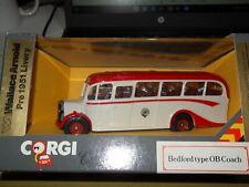 Corgi Classics Bedford OB Series Coach Wallace Arnold Pre 1951 D949/11 Mint A/A