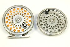 HARDY FLY FISHING REEL MARQUIS #7 ENGLAND WITH SPARE SPOOL VINTAGE COLLECTABLE