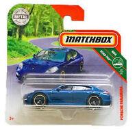 Mattel Matchbox 2018 Porsche Panamera, Diecast Cars, Toy Cars 1:64, FHJ85