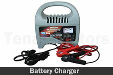 12V 4A Heavy Duty Compact Battery Charger Car Van Truck Motorcycle WJ-BC04A