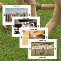 Kpop EXO Hawaii Summer PVC Clear Photo Card SEHUN BAEKHYUN CHANYEOL Photocard