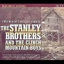 I'm a Man of Constant Sorrow [3 CD] by The Stanley Brothers (CD, Nov-2002,...
