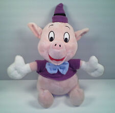 "8"" Little Pig Plush Stuffed & Beanie Animal Disney Store"
