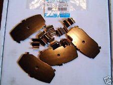 Front brake pad fitting kit, genuine Mazda MX-5 1.6 mk1 MX5 89-98, shims & clips
