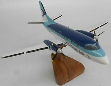 Saab SF340 Estonian Air Saab340 Airplane Wood Model Big New