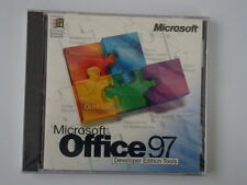 Microsoft Office 97 Developer Edition Tools(sealed retail jewel case)