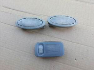 717680000 Alfa Romeo 156 Interior Light Rear Left Right Front Passanger Set