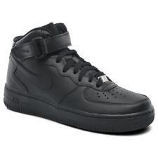 Nike 100% Leather Standard Width (B) Trainers for Women