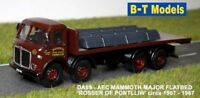 AEC Mammoth Major F/bed Rosser of Pontlliw, Suitable 1/76 Oxford,