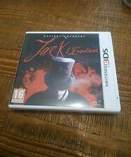 Jeu vidéo JACK L'EVENTREUR MYSTERY   NINTENDO 3DS