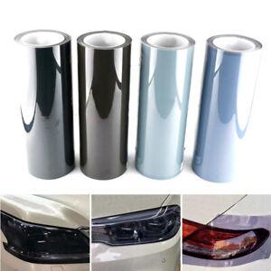 TPU UV99 Car Headlight Film Lamp Sticker Coating Anti Duty Self Adhesive Skin
