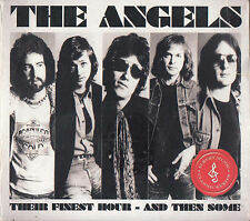 THE ANGELS Their Finest Hour - And Then Some CD - DigiPak - 19 Tracks