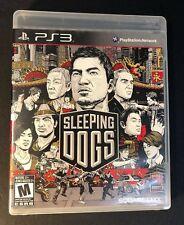 Sleeping Dogs (PS3) USED