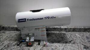 L.B. White CP170DUNN21163T 155,000 BtuH Portable Natural Gas Torpedo Heater
