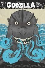 Godzilla Rage Across Time #1 1:10 Ulises Farinas Variant Comic Book IDW NM