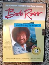 Bob Ross Joy of Painting TV Series 19 DVD