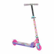 Dynacraft Folding Scooter - Shopkins, Pink, Purple, For Ages 5 and up