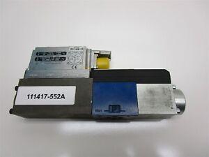 Bosch 4WRPE 6 W 18SJ-2X/G24KO/A1M 0811404142 Proportional Valve Assembly New