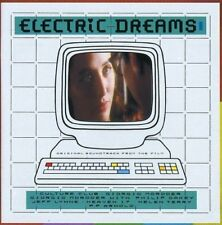 Electric Dreams (1984) P. P. Arnold, Culture Club, Giorgio Moroder..  [CD]