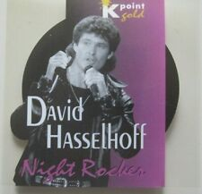 DAVID HASSELHOFF - NIGHT ROCKER - CD