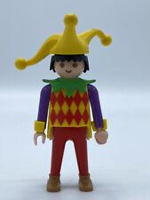 Playmobil Jester #4610 Special Castle Figure 2002