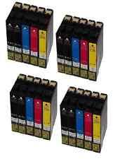 20 DruckerPatrone Tinte für EPSON STYLUS BX305F BX305FW SX125 SX420W SX130 SX425