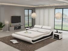 Wasserbett Hotel Doppel Bett Betten Komplett Lederbett Polsterbett Wasser LB8825