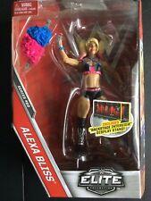 WWE Mattel Alexa Bliss Elite Series 53 Figure