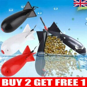 Spomb Carp Fishing Spod Bomb Bait Rocket Floats Carp Fishing Feeder UK