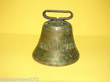 Jolie ancienne cloche en bronze, GRINDELWALD