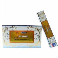 Satya Nag Champa Incense Sticks - Gold Label Jasmine - 3 X 15g