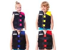 Jobe Nylon Vest Youth Childrens Buoyancy Aid Jetski Wakeboard Waterski