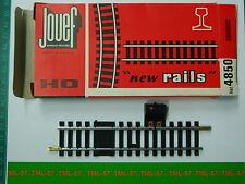 Voie JOUEF HO - Rail Droit - Ref 4850 - Interrupteur av prise - Neuf Boite Origi
