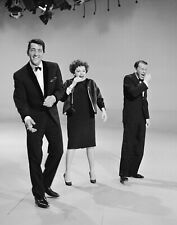 Judy Garland On Tv - Tv Show Photo #L-25 - With Frank Sinatra And Dean Martin