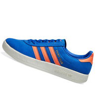 ADIDAS MENS Shoes Trimm Trab - Blue, Coral & Cream - EE5743