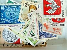 Pologne lot 20 Timbres Collection All differents Stamp Briefmarken