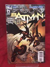 Batman #2 2011 DC Comics Batman New 52 1st Print