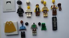 Star Wars Lego rare Cloud City 10123 Complete mini figures All New and mint