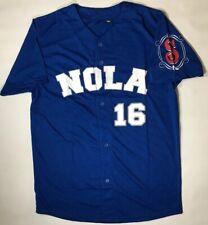 2016 New Orleans Zephyrs SGA NOLA Jersey Size XL New